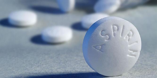 Aspirinin mucizevi bir etkisi bulundu!!!