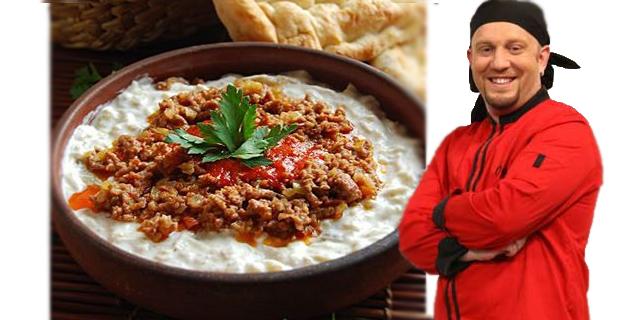 Özgür Şef'ten Ali Nazik Kebabı Tarifi