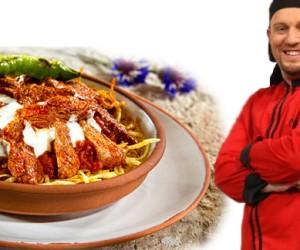 Özgür Şef'ten Çeltik Kebabı Tarifi