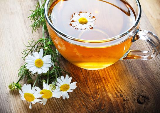 Papatya çayı ve sinüzit