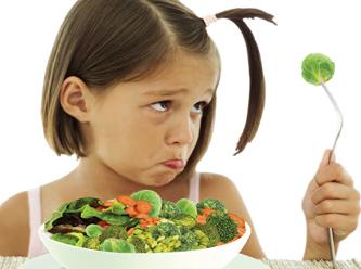 Çocuğum Yemek Yemiyor!