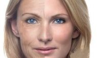 Yüzün kırışmaması ve gençliği muhafaza etmek için