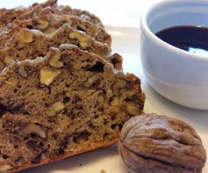 Ekşi mayalı, Cevizli siyez unlu ekmek