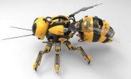 Tozlaşma için Robot Arı üretiliyor. Gerçek Arılara Sahip Çıkamadık!