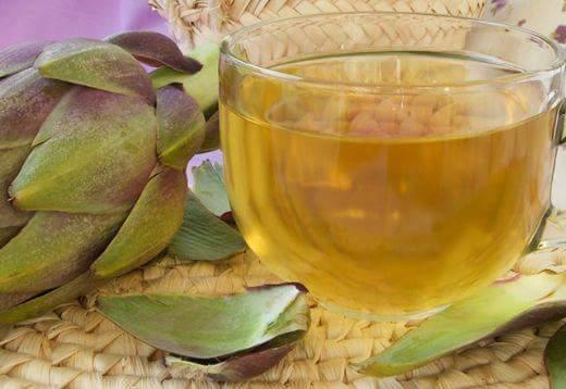Enginar Yaprakları ve Enginar Çayı