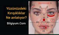 Yüzünüzdeki Kırışıklıklar Ne Anlatıyor?
