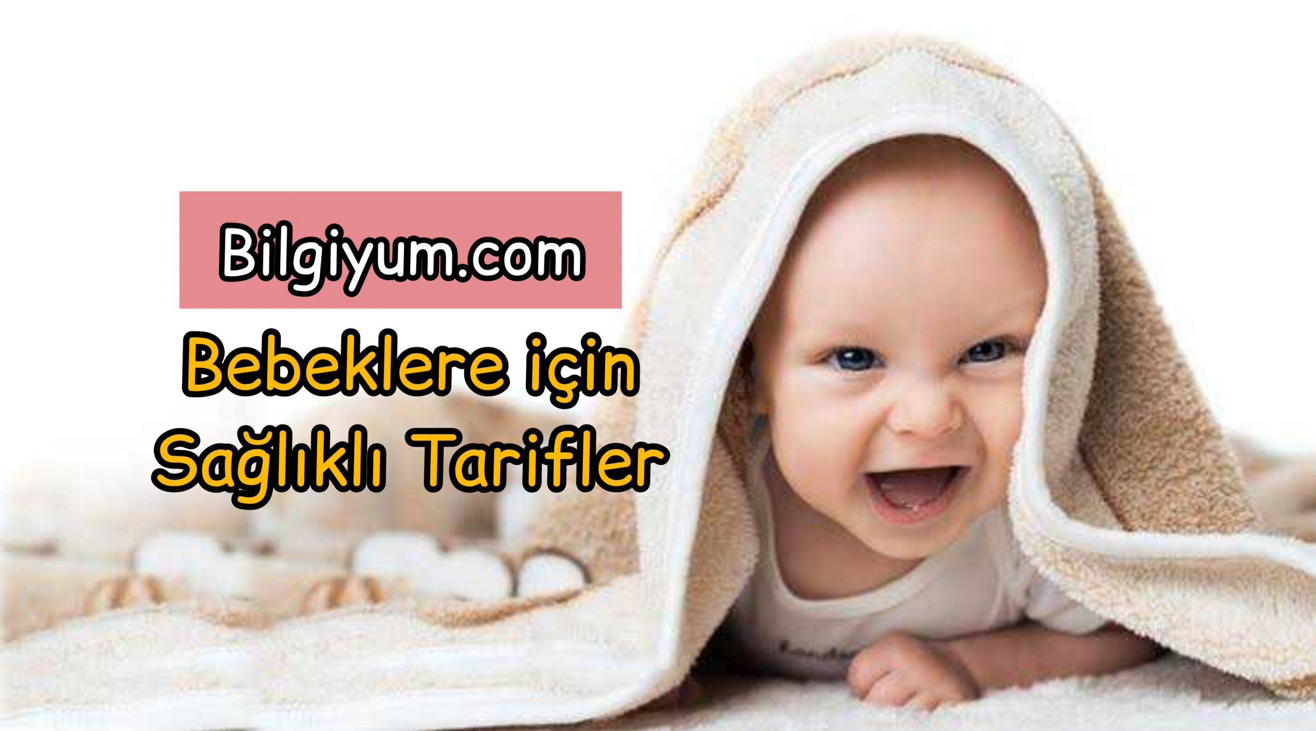 Sağlıklı tarifler (bebeklere)