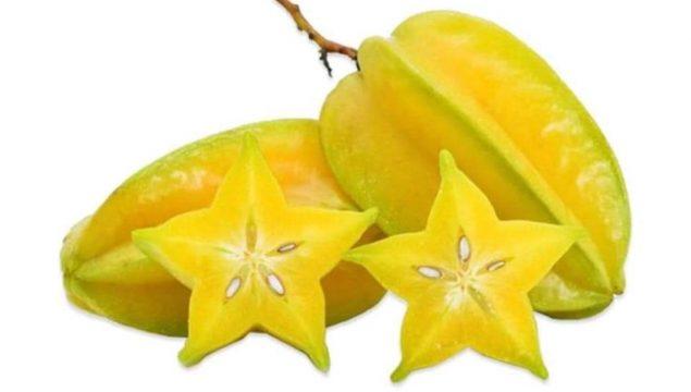 Karambola meyvesinin bilinmeyen faydaları